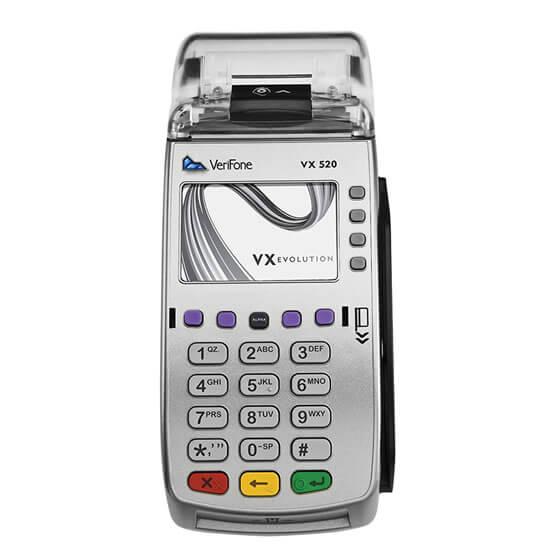 VX520 verifone