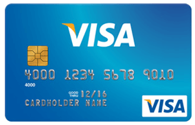 does canada accept visa credit cards